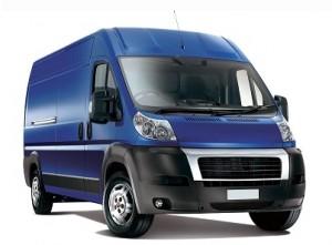 Monitoring pojazdów dostawczych